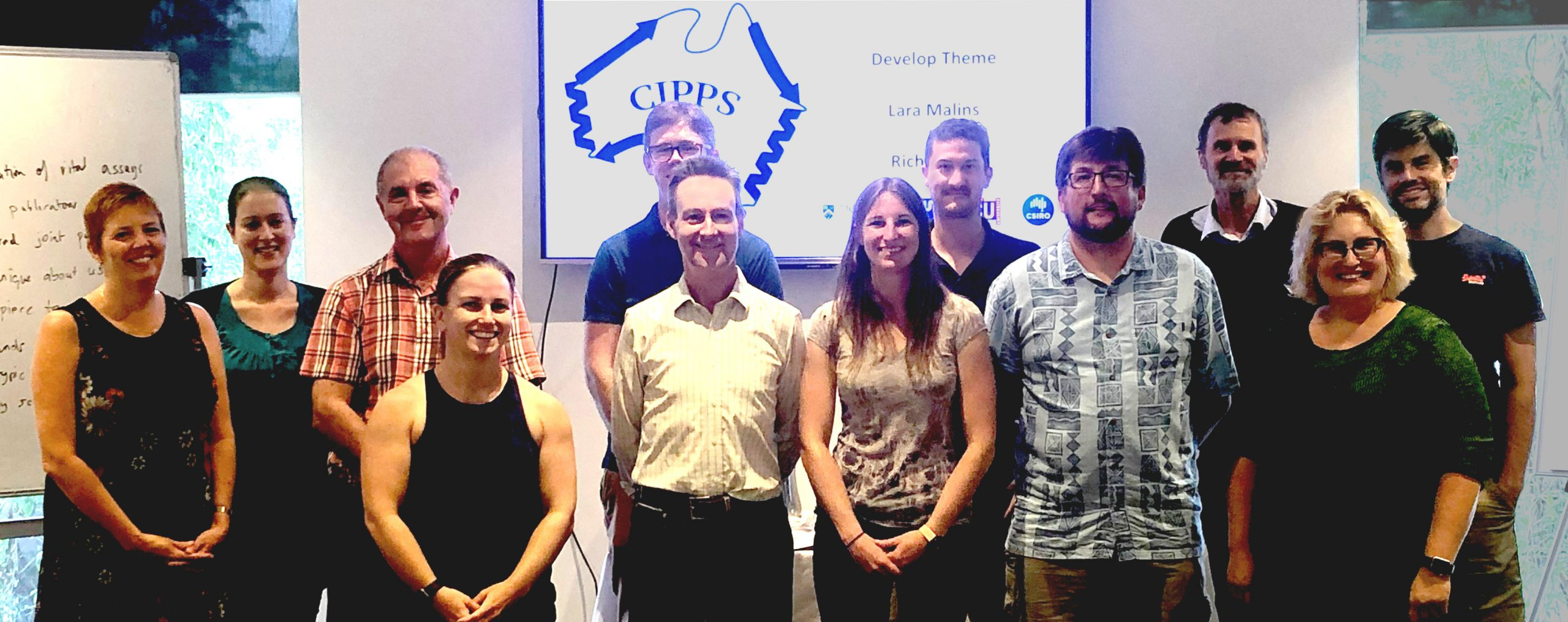 CIPPS' First Workshop