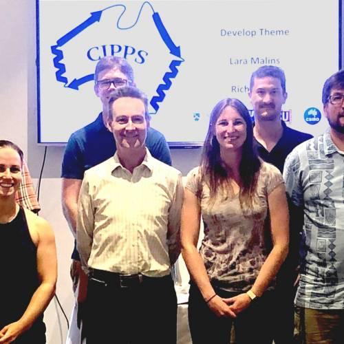 CIPPS' First Workshop